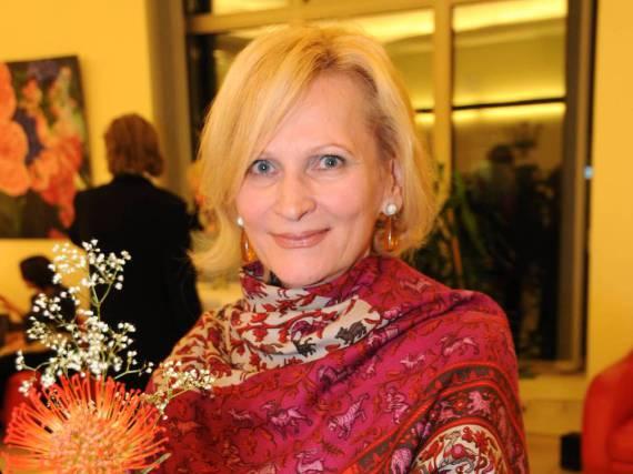Diana Sandmann war in den 80er-Jahren mit Franz Beckenbauer liiert