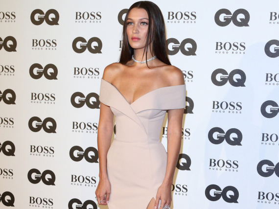 Bella Hadid bei den GQ Men of the Year Awards in London