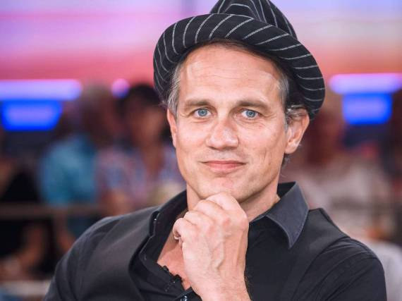 Ralf Bauer feiert 50. Geburtstag