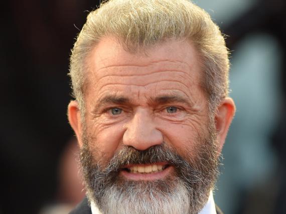 Mel Gibson bei der Premiere seines Films