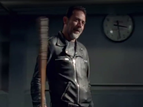 Jeffrey Dean Morgan als Negan im neuen Trailer zu siebten Staffel