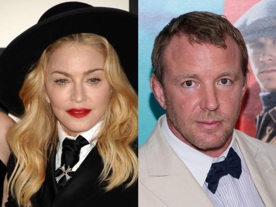 Madonna und Guy Ritchie haben eine Lösung gefunden, bevor ein Richter eingreifen musste