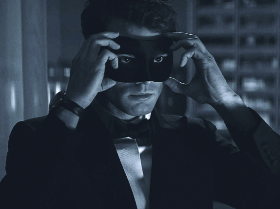 Das erste Bild von Jamie Dornan alias Christian Grey in