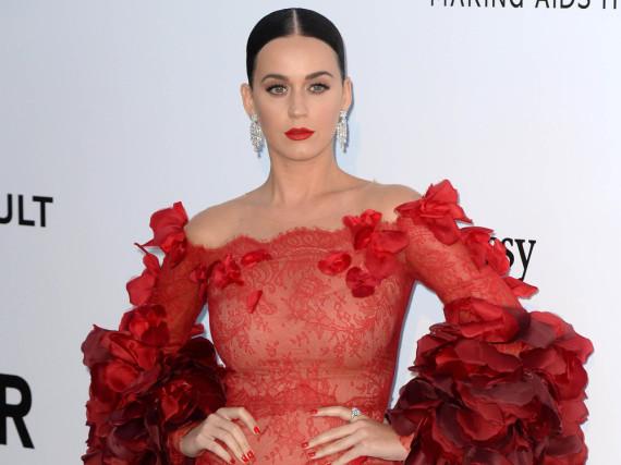Katy Perry bei der amfAR-Gala während des Cannes Filmfestes 2016