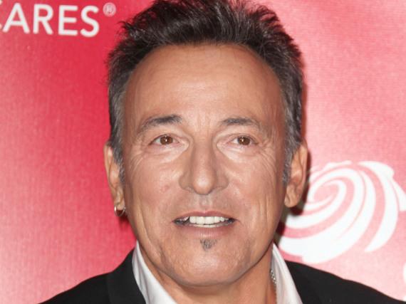 So offen wie Bruce Springsteen spricht kaum ein Promi über sein Privatleben