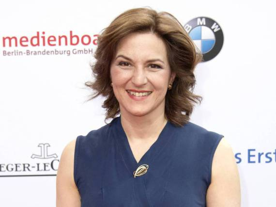 Martina Gedeck bei der Verleihung des Deutschen Filmpreises 2016 in Berlin