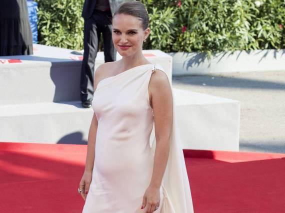 Natalie Portman bei der Premiere von