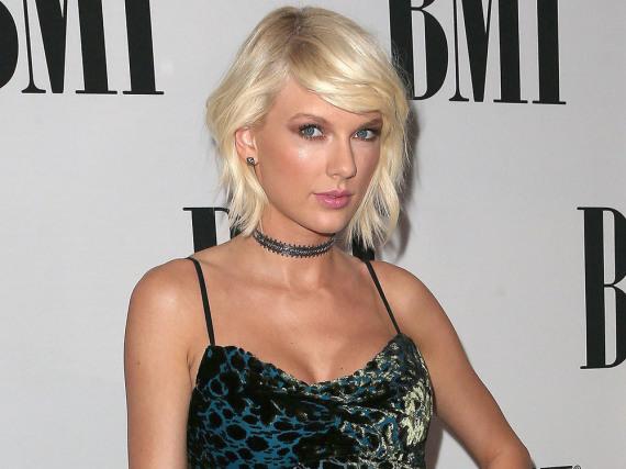 Taylor Swift ist (mal) wieder Single