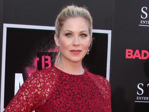 Schauspielerin Christina Applegate hat eine Tochter