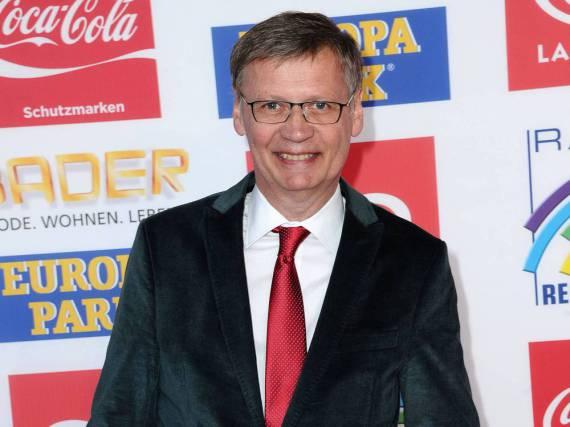 Günther Jauch ist seit 17 Jahren Moderator von