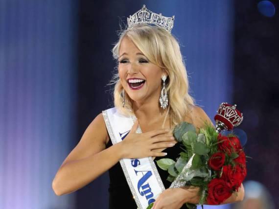 Savvy Shields ist die neue Miss America