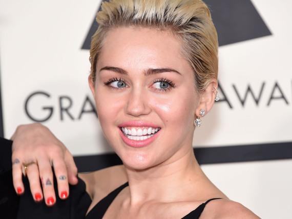 Miley Cyrus hat keinen Bock mehr auf den roten Teppich
