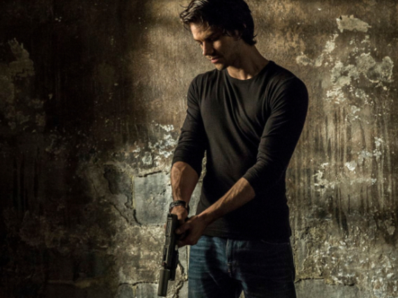 Dylan O'Brien als Mitch Rapp in