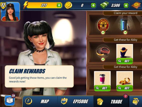 Spieler treffen auf viele bekannte Seriencharaktere wie Abby
