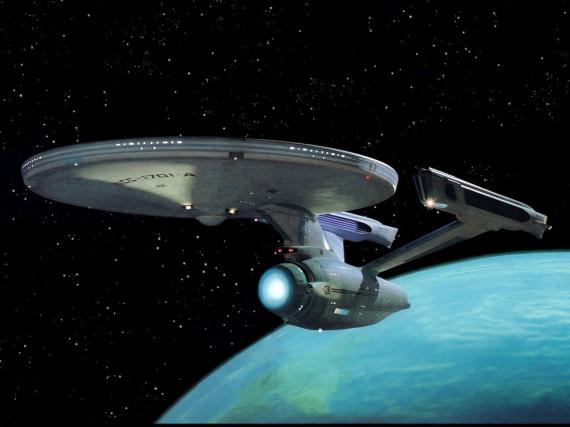 Mit ihr fing alles an: Die USS Enterprise bekommt ab Januar 2017 einen neuen TV-Nachfolger