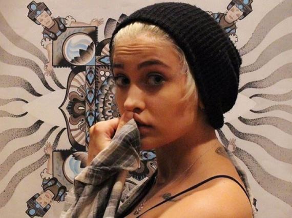 Paris Jackson postet auf Instagram nicht nur Selfies - sondern auch eindringliche Appelle an ihre Fans