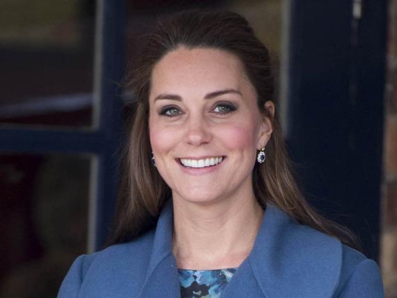 Herzogin Kate geht mit ihrer Familie auf Kanada-Reise