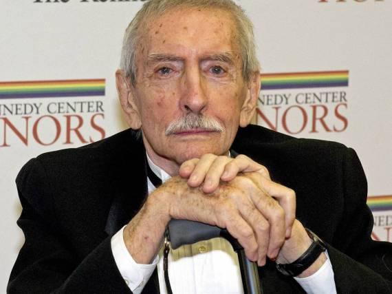 Edward Albee ist im Alter von 88 Jahren gestorben