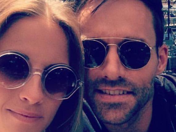 Genießen ihre Zweisamkeit: Sven Hannawald und seine Freundin Melissa Thiem auf Facebook