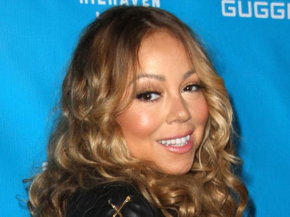 Bezeichnet sich selbst als Diva: Sängerin Mariah Carey