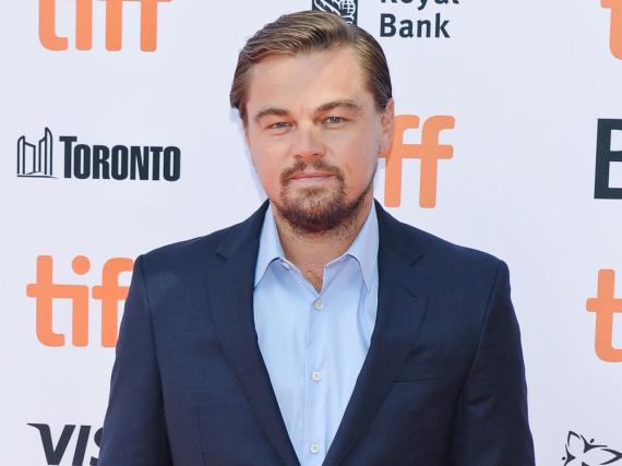 Ein hilfsbereiter Hollywood-Star: Leonardo DiCaprio