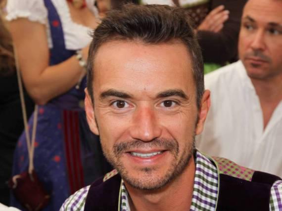 Florian Silbereisen ist ein begeisterter Wiesn-Gänger