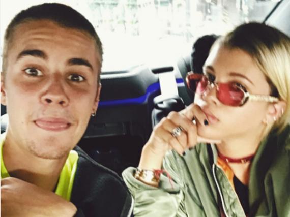Nur eine Momentaufnahme: Justin Bieber und Sofia Richie Ende August zusammen im Mexiko