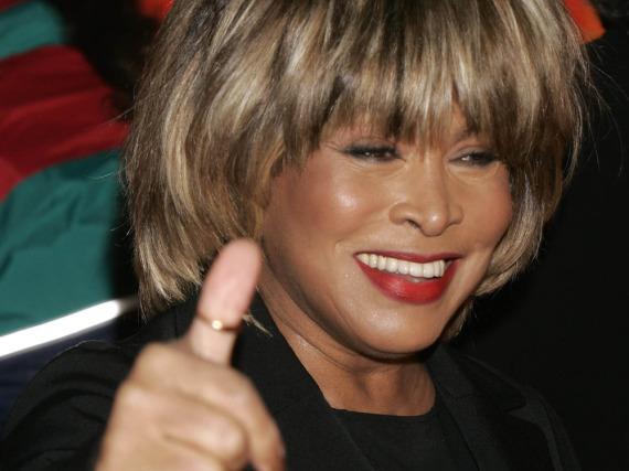 Tina Turner schaut angeblich