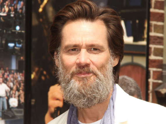 Hollywood-Star Jim Carrey trauerte um seine Ex-Freundin