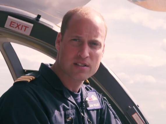 Prinz William spricht im BBC-Interview über seinen Teilzeit-Job