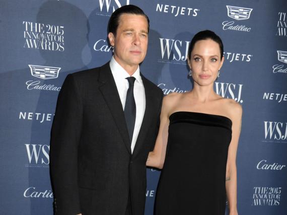 Lassen sich scheiden und das Internet dreht durch: Brad Pitt und Angelina Jolie