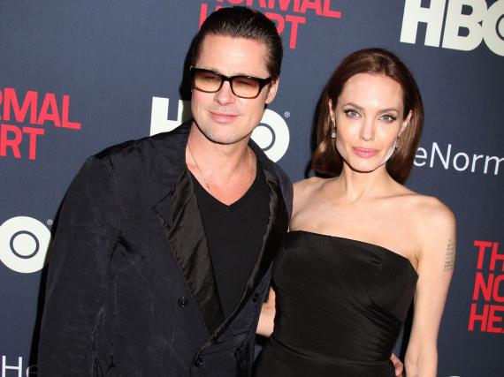 Brad Pitt und Angelina Jolie waren gerade mal zwei Jahre verheiratet
