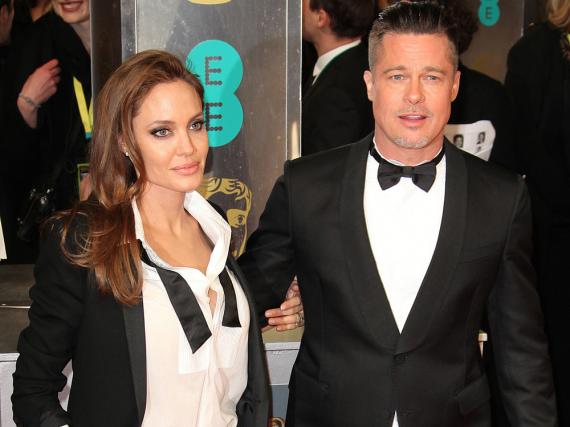 Angelina Jolie und Brad Pitt galten als Vorzeigepaar Hollywoods