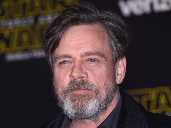 Den weisen Jedi-Meister kauft man Geburtstagskind Mark Hamill definitiv ab