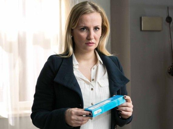 Ania Niedieck kommt als Isabelle Reichenbach zurück zu