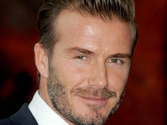 David Beckham setzt sich für einen guten Zweck ein