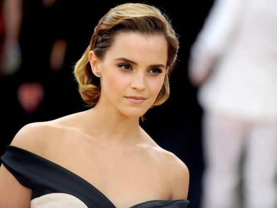 Emma Watson ist auch politisch engagiert