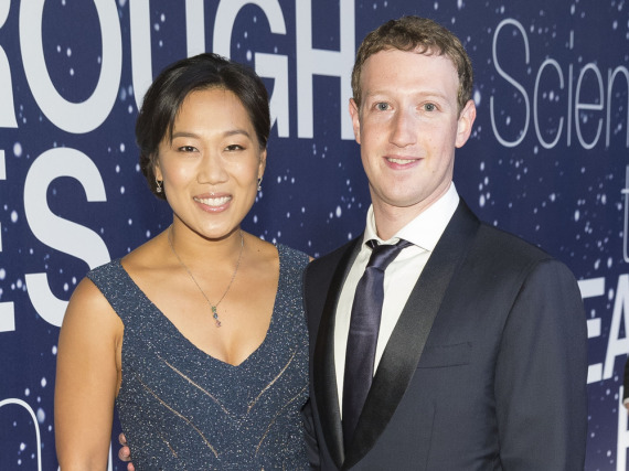 Priscilla Chan und Mark Zuckerberg setzen sich für die Forschung ein
