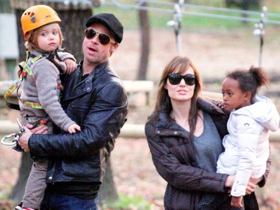 Wie wird es weitergehen zwischen Brad Pitt und Angelina Jolie?