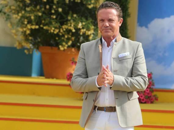 Stefan Mross in der ARD-Show