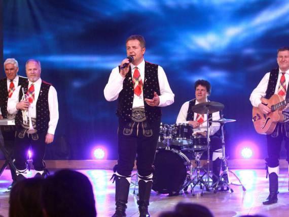 Die Kastelruther Spatzen feiern mit ihrem neuen Album Erfolge