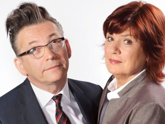 Götz Alsmann und Christine Westermann sagen nach 20 Jahren auf Wiedersehen