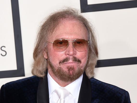 Barry Gibb meldet sich mit einem Solo-Album zurück