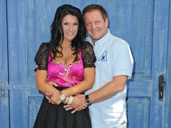 Antonia aus Tirol und ihr Lebensgefährte Peter Schutti