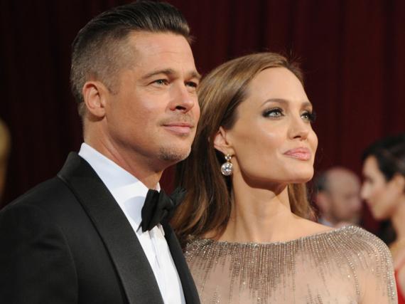 Brad Pitt und Angelina Jolie: Traumpaar auf dem roten Teppich - das war einmal