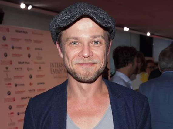 Matthias Koeberlin spielt an der Seite von Götz George in
