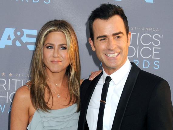 Es passt einfach: Jennifer Aniston und Justin Theroux