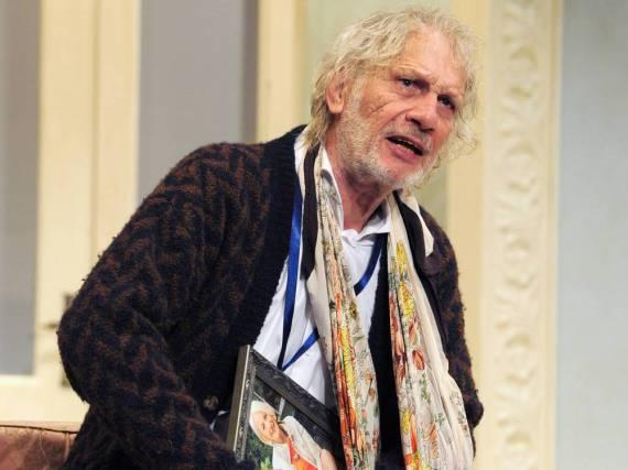 Michael Altmann spielte in zahlreichen Theaterproduktionen mit