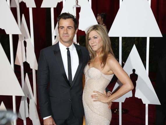 Jennifer Aniston und Justin Theroux sind seit August 2015 verheiratet