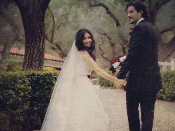 Shannen Doherty heiratete 2011 den Filmproduzenten Kurt Iswarienko